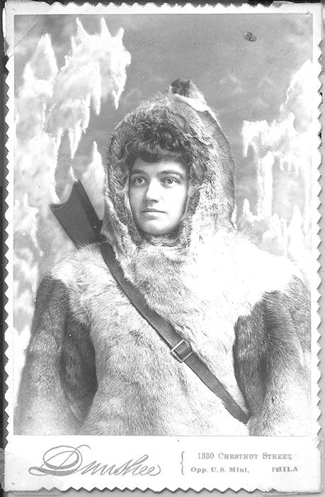 Портрет бесстрашной Жозефины Пири.